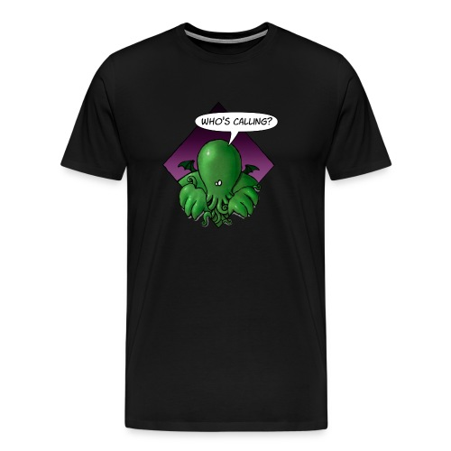 Call of Cthulhoo - T-shirt Premium Homme