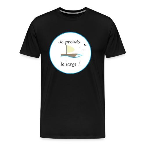 JePrendsLeLarge - T-shirt Premium Homme