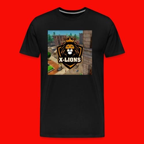xLions Official - Männer Premium T-Shirt