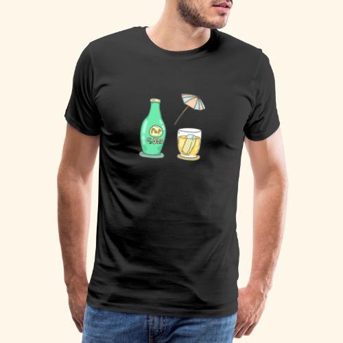 Pop-Soda - Männer Premium T-Shirt