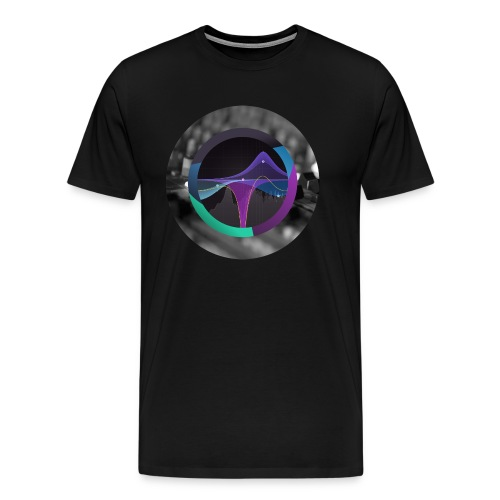 FabFilter Pro Q 3 Circle - Men's Premium T-Shirt