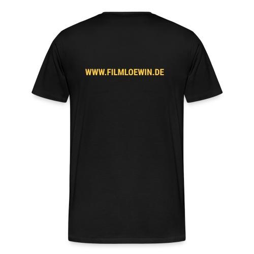 FILMLÖWIN - Männer Premium T-Shirt