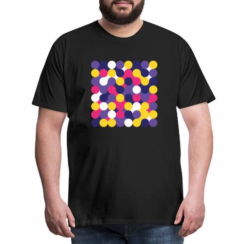Geometric art - Men's Premium T-Shirt
