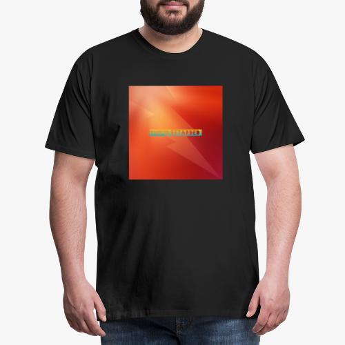 The Logo - Premium T-skjorte for menn