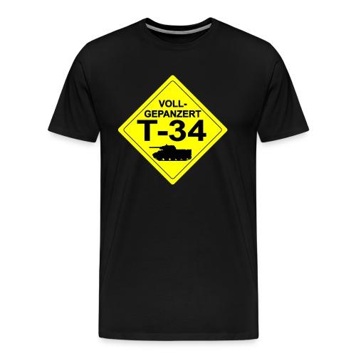 T 34 - Männer Premium T-Shirt