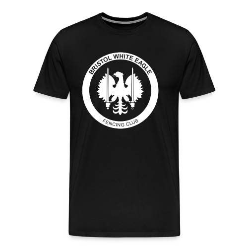 BWE ROUNDEL WHITE - Men's Premium T-Shirt