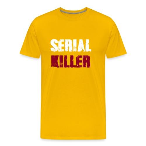 Serial Killer - Männer Premium T-Shirt