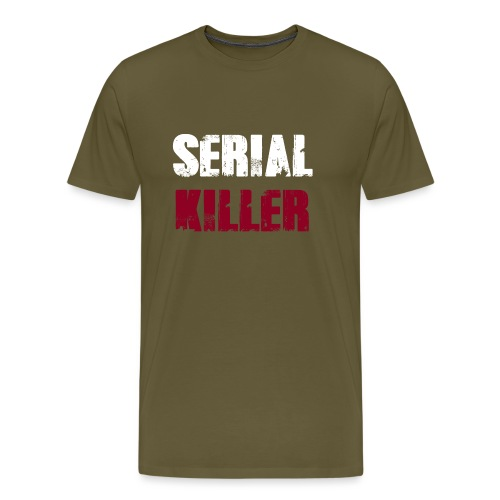 Serial Killer - Männer Premium T-Shirt
