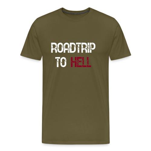 Roadtrip To Hell - Männer Premium T-Shirt
