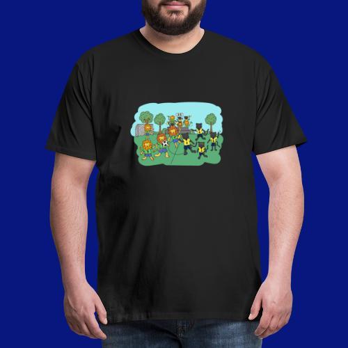 ENTRE AMIGOS - Camiseta premium hombre