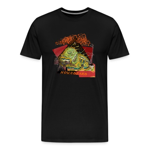 THE HOUNDZARD - Männer Premium T-Shirt
