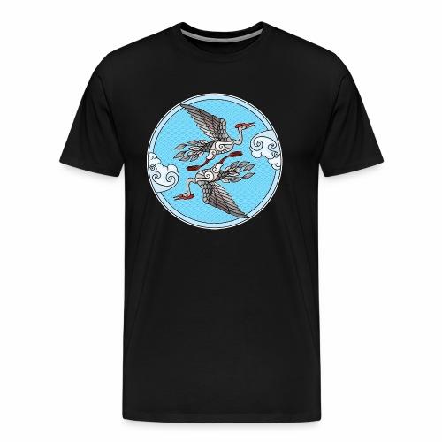 Schwaene - Männer Premium T-Shirt