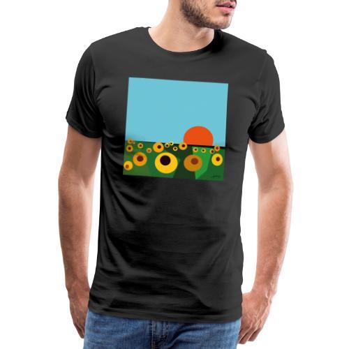 Tournesol - T-shirt Premium Homme