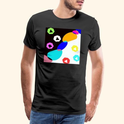 Artistico 48 - Maglietta Premium da uomo