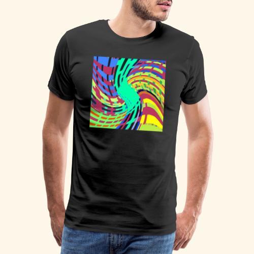 Coperta artistica - Maglietta Premium da uomo