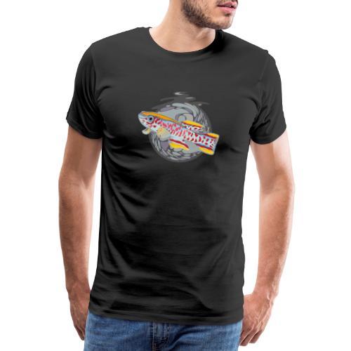 Space Fish Bluecontest - T-shirt Premium Homme
