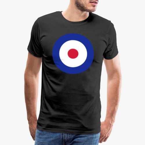 England aviation shield / Custom color - Men's Premium T-Shirt