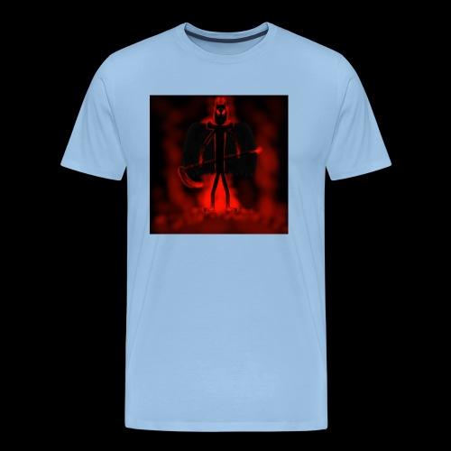 Corrupted Nightcrawler - Men's Premium T-Shirt