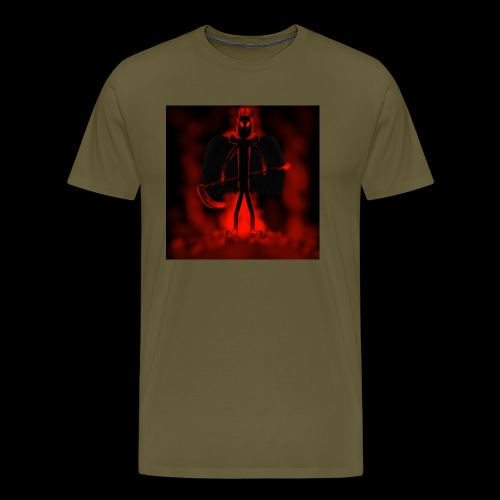 Corrupted Nightcrawler - Men's Premium T-Shirt