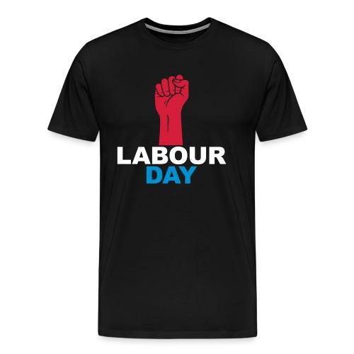 Labour day - Men's Premium T-Shirt