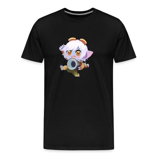Tristana Main LoL Gamer - Männer Premium T-Shirt