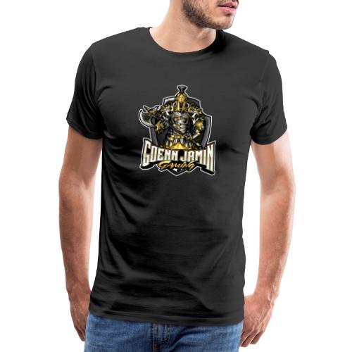 GoennjaminGaming - Logo Front Print Collection - Männer Premium T-Shirt