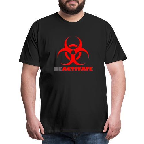 reactive rip off v3 no ripoff - Premium-T-shirt herr