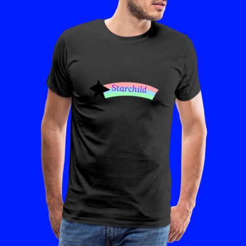 Starchild - Premium-T-shirt herr
