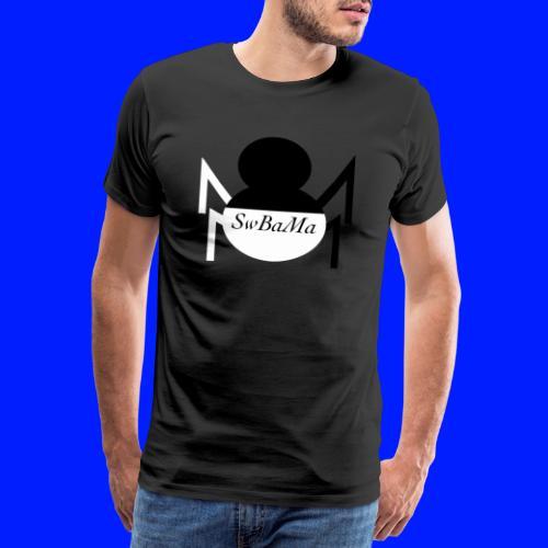 arachnid - Premium-T-shirt herr
