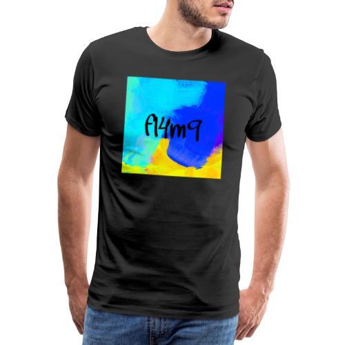 fl4m9 collection - Herre premium T-shirt