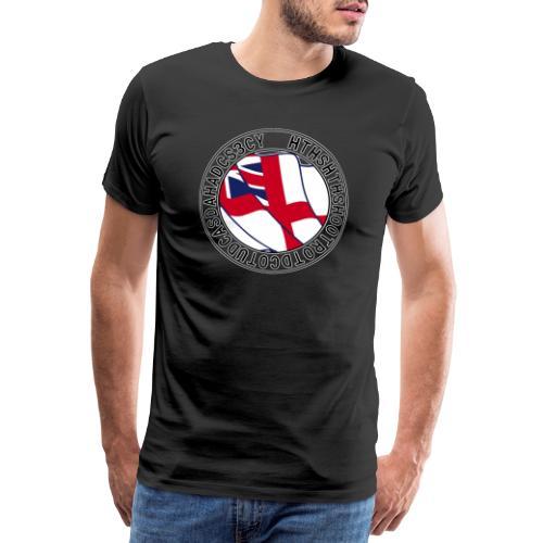 Hands to Harbour Stations (DC) - Men's Premium T-Shirt
