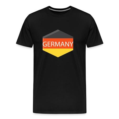 germany - Men's Premium T-Shirt