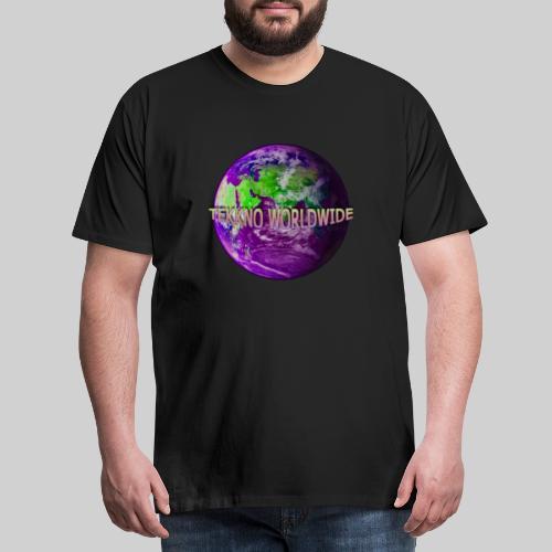 Tekkno Worldwide - Männer Premium T-Shirt