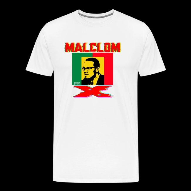 MALCOM X - Rasta
