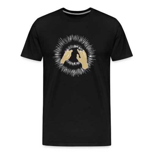 Lift Your Skinny Fists - Premium-T-shirt herr