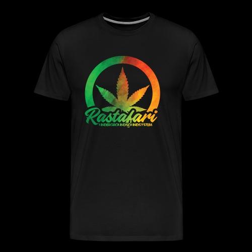 RASTAFARI UNDERGROUNDSOUNDSYSTEM - Männer Premium T-Shirt