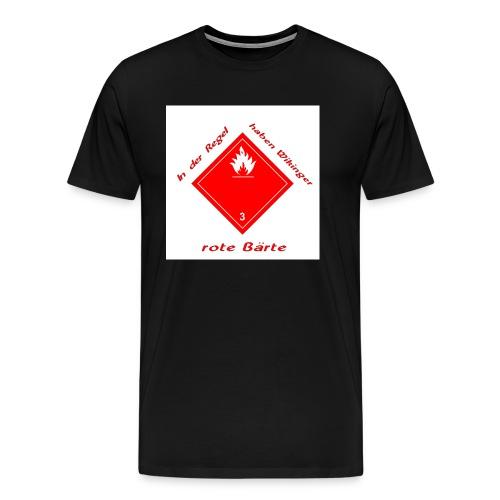 In der Regel... - Männer Premium T-Shirt