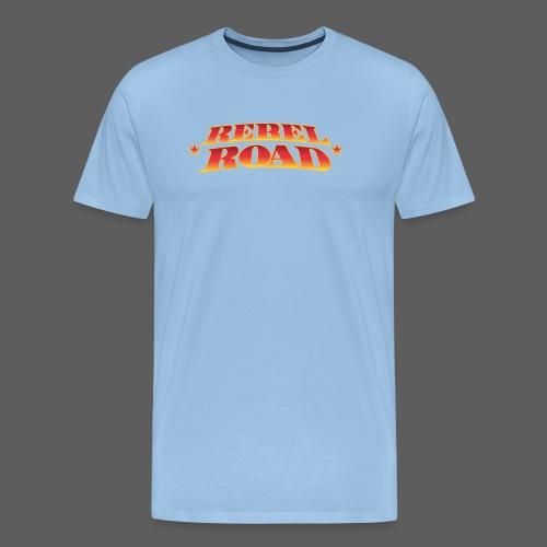 RR SYMETRIC DESTROYER LOG - Men's Premium T-Shirt