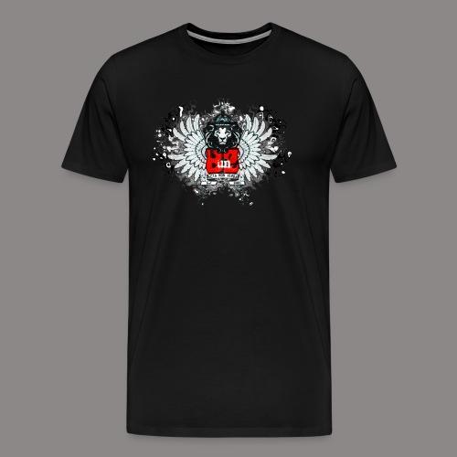 BUNZ LOGO - Men's Premium T-Shirt