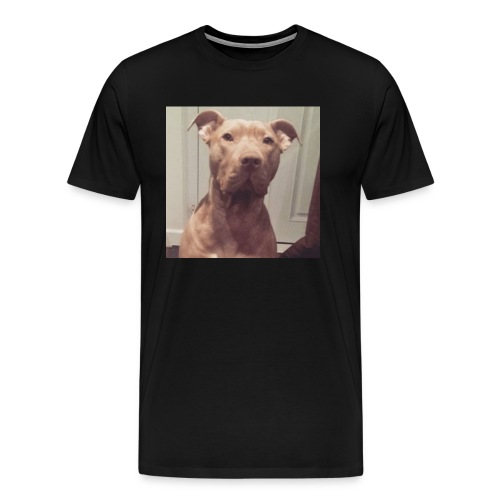 Hank with no collar ❤️ - Men's Premium T-Shirt