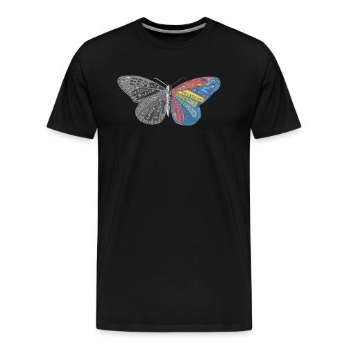 butterfly effect - Männer Premium T-Shirt