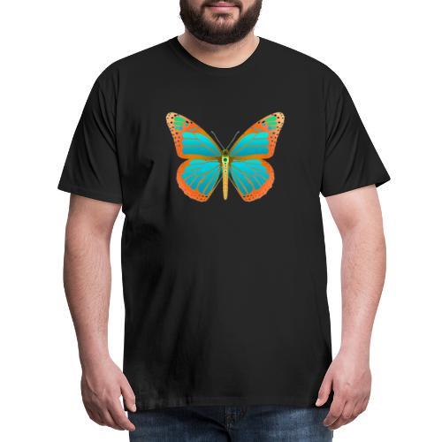 190531 Monarch Butterfly Dean version - Camiseta premium hombre
