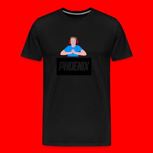 logo png4z png - Men's Premium T-Shirt