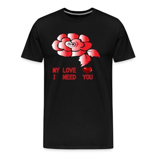 MY flowr - T-shirt Premium Homme