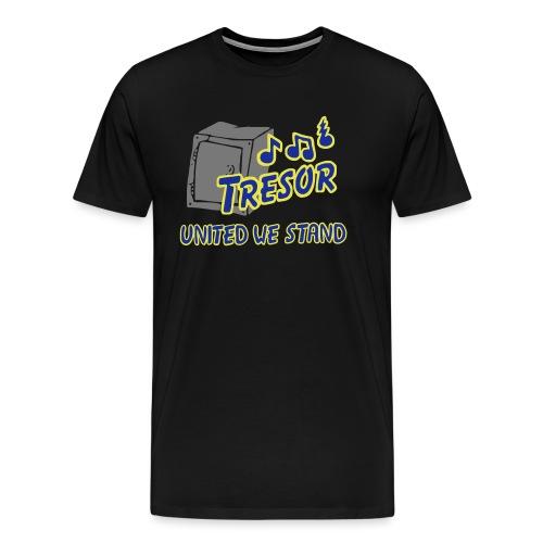 Tresor United We Stand - Männer Premium T-Shirt