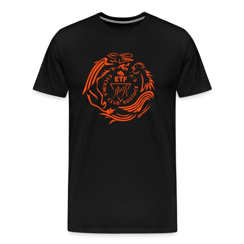 ECR ev 2009 korrigiert - Männer Premium T-Shirt