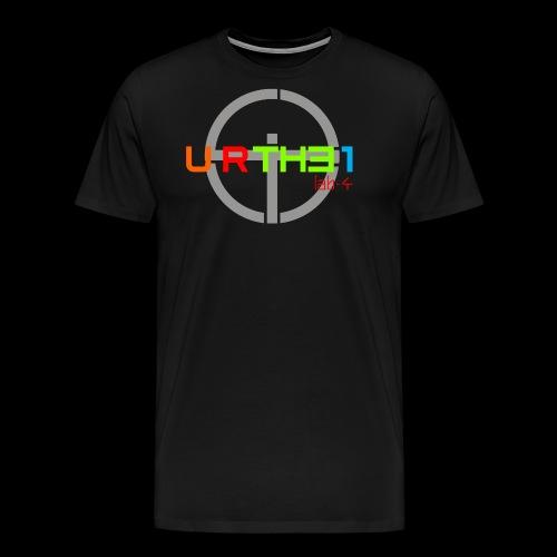 U R the 1 - Men's Premium T-Shirt