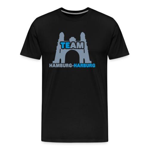 teamkleiner - Männer Premium T-Shirt