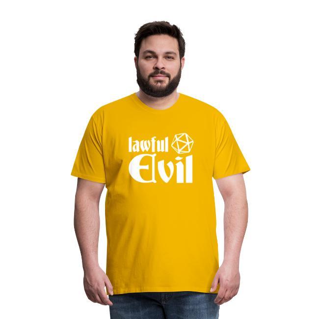 lawful evil