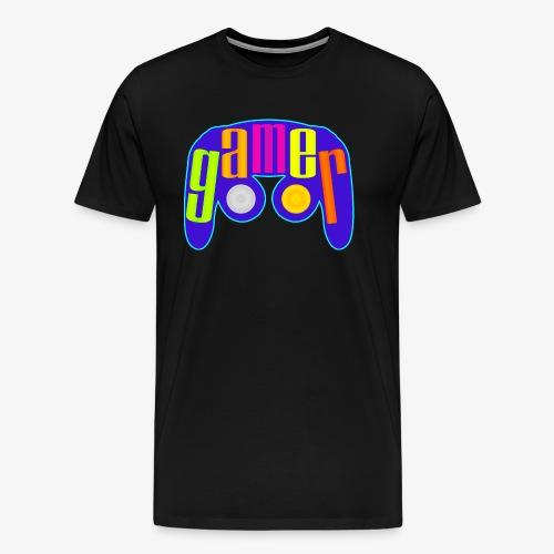GAMER 02 - Camiseta premium hombre